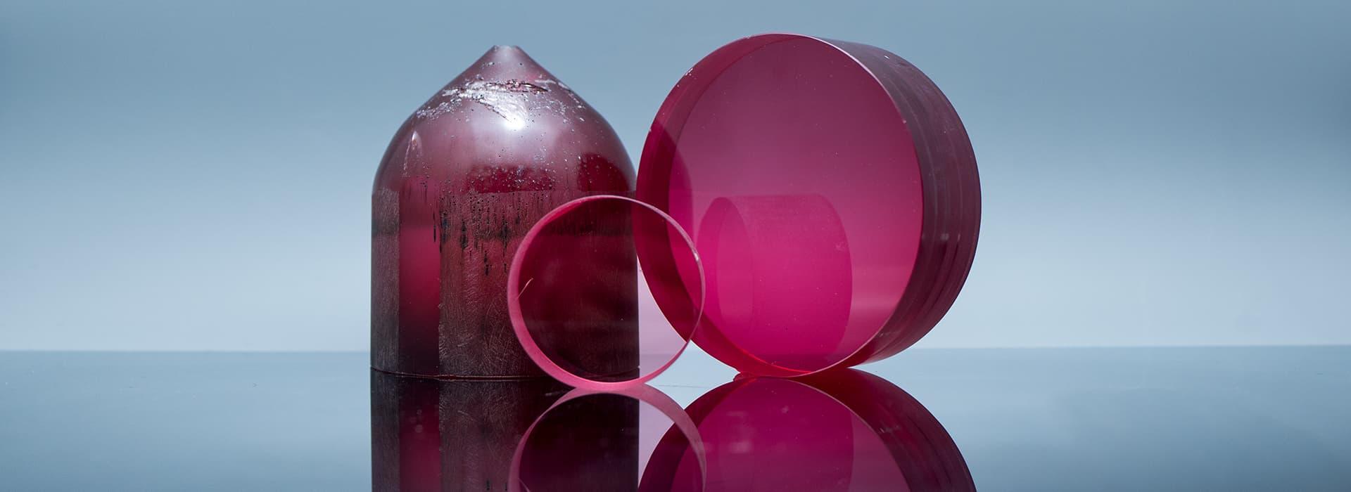 钛宝石激光晶体-南京光宝-CRYLINK