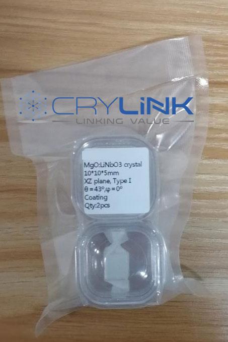 氧化镁铌酸锂-MgO-LiNbO3-非线性晶体-南京光宝-CRYLINK