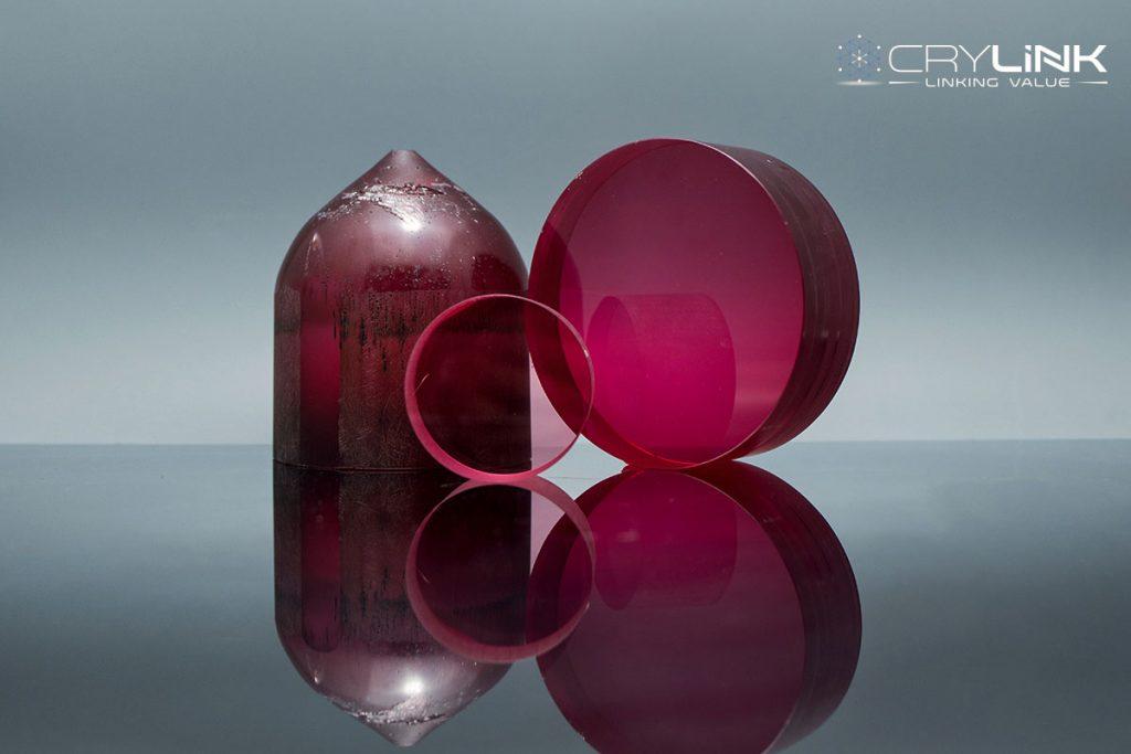 钛宝石Ti-Sapphire -激光晶体-南京光宝-CRYLINK