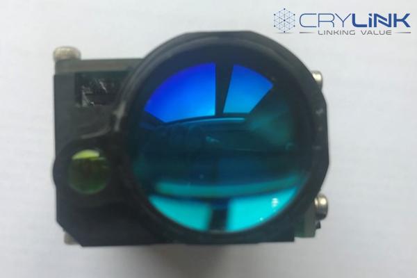 铒玻璃激光器测距模块-南京光宝-CRYLINK