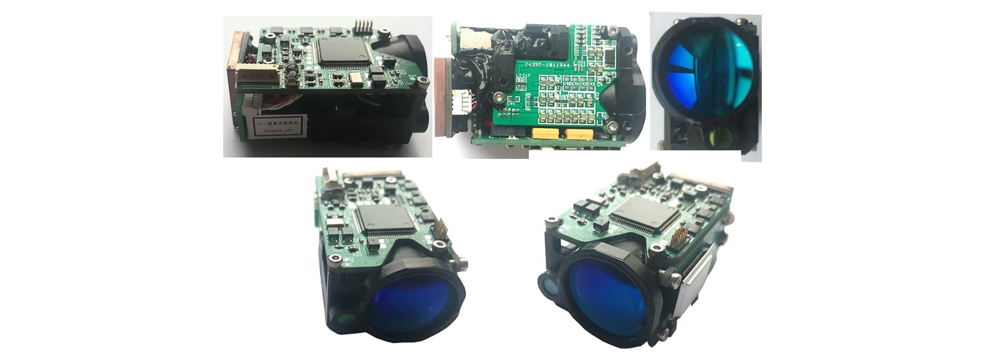 铒玻璃激光器测距模组--南京光宝-CRYLINK