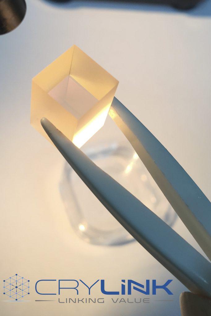 铒玻璃 Er-Yb-GLASS-激光b玻璃-南京光宝-CRYLINK