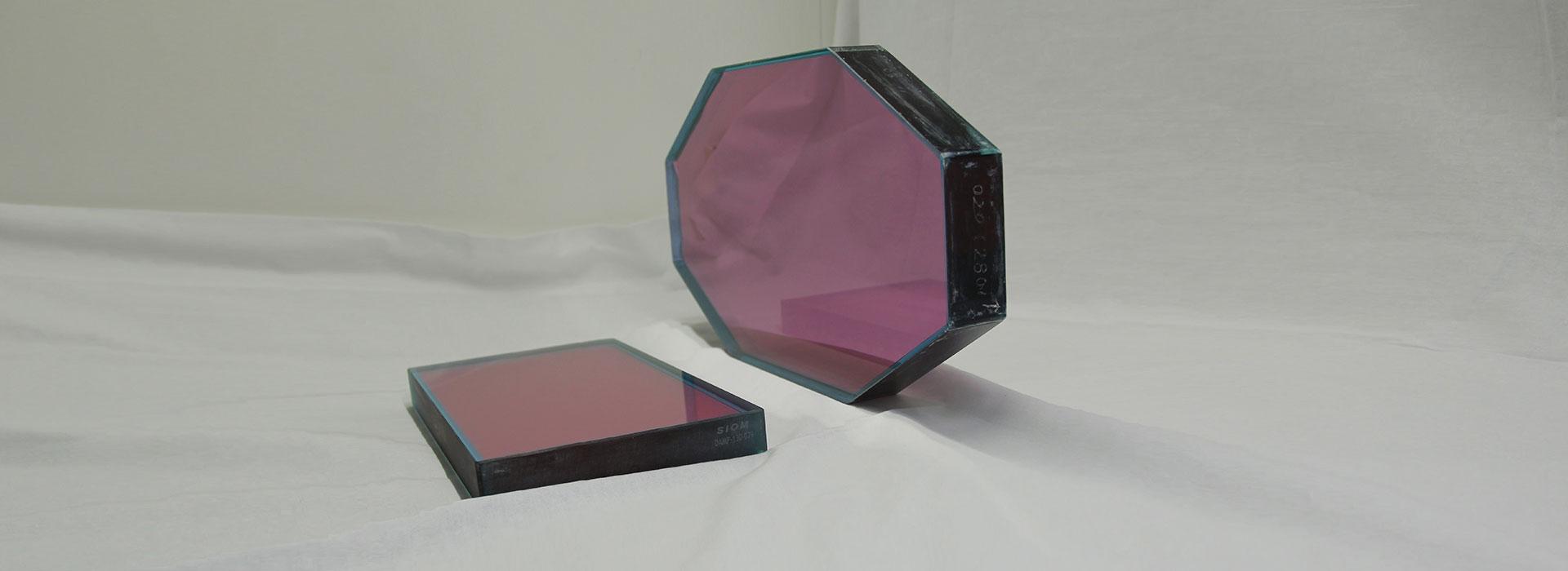 钕玻璃-N41-激光玻璃-南京光宝-CRYLINK