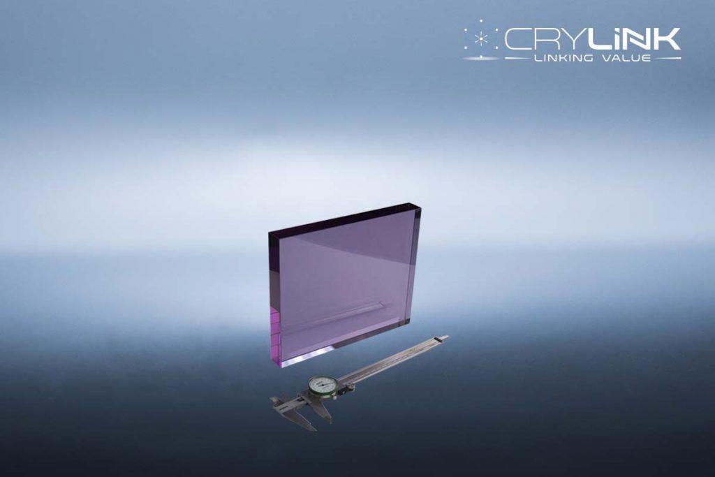 NSG2钕玻璃-激光玻璃-南京光宝-CRYLINK