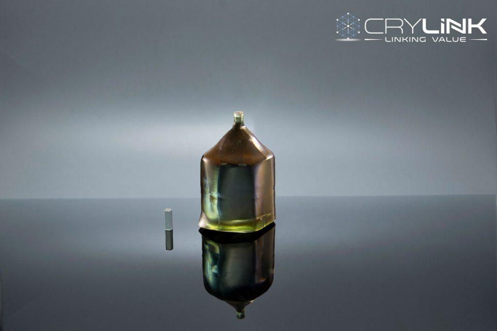 Nd-YVO4 -激光晶体-南京光宝-CRYLINK