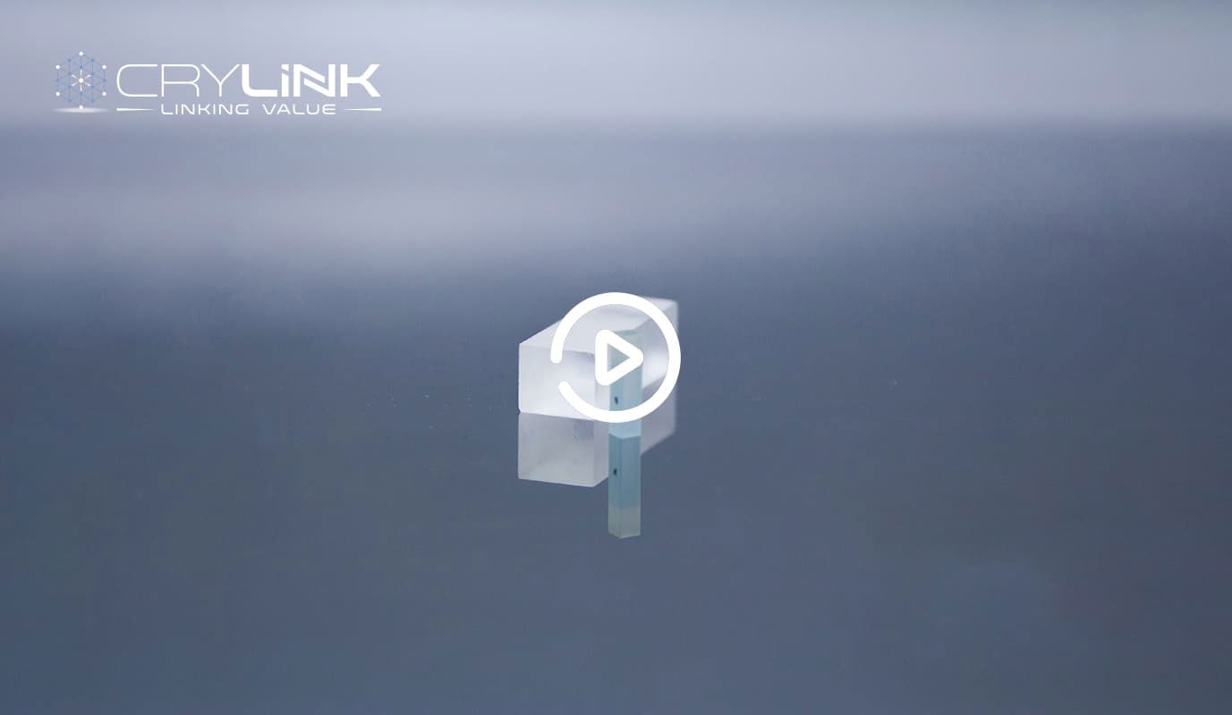 Nd-YVO4-激光晶体-南京光宝-CRYLINK