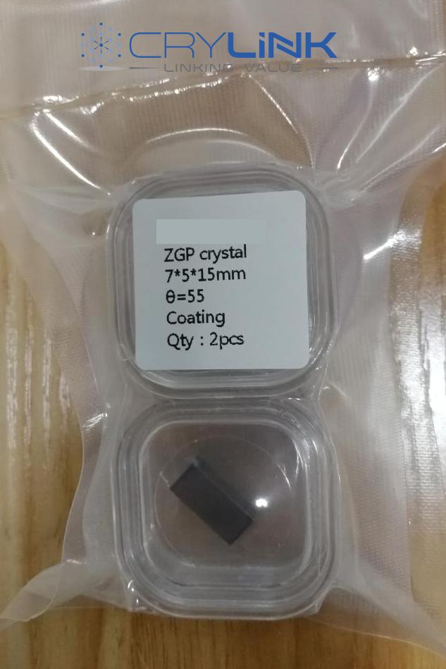 ZGP-非线性晶体-南京光宝-CRYLINK