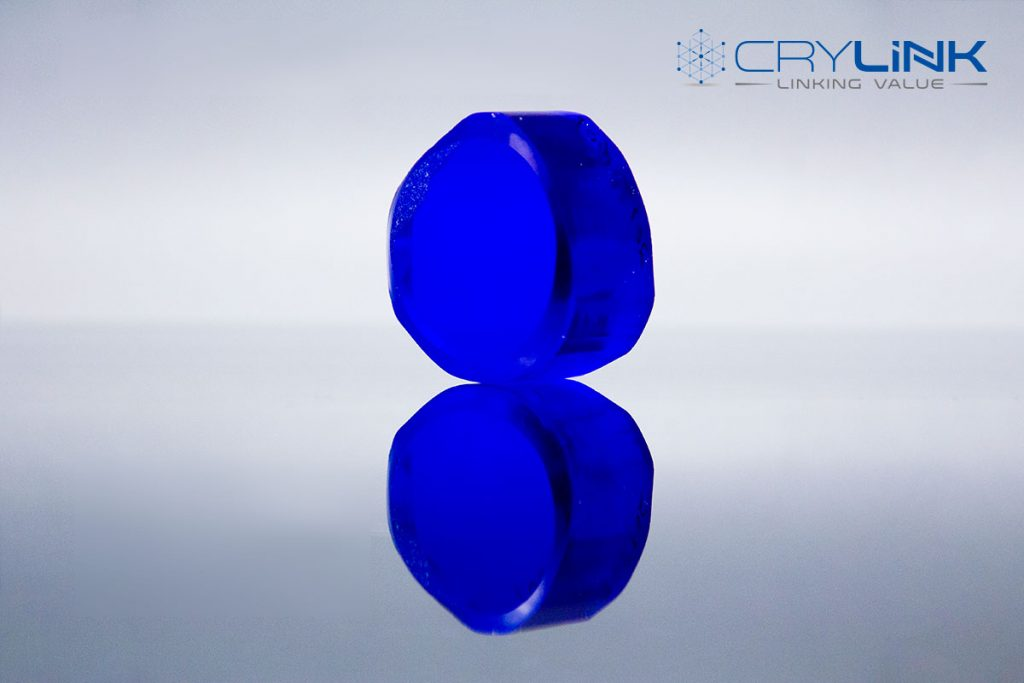 钴尖晶石毛坯原件-被动调Q-南京光宝-CRYLINK